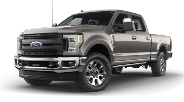 2019 Ford F-250 King Ranch Truck